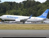 Air Europa busca copilotos de Boeing 737